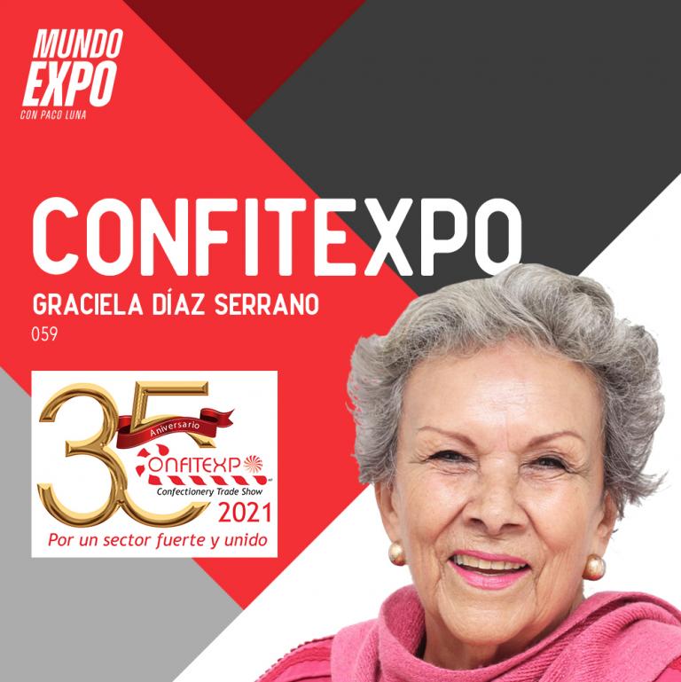 E059  Graciela Díaz Serrano – CONFITEXPO