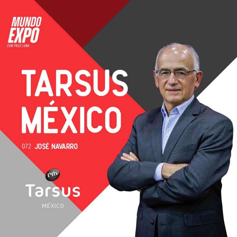 E072 José Navarro – Tarsus México